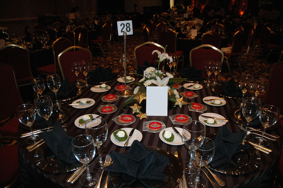 How to Organize the Best Winter Fundraising Event with Professional Lighting and DJ Services